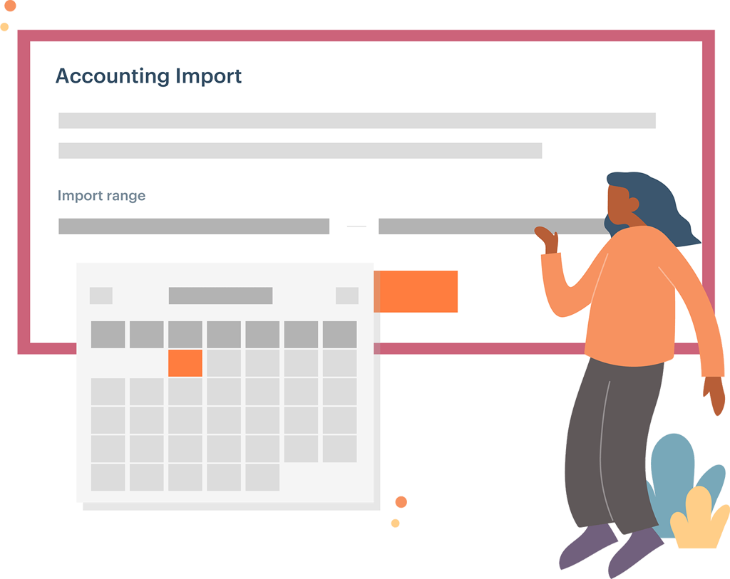 It's easy to import your accounting, workforce, and operational data to Jirav.